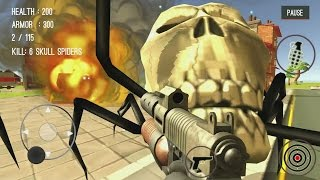 Spider Hunter Amazing City 3D Android Gameplay #3