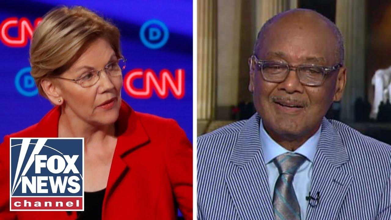 Civil rights activist slams Warren's comments on racism