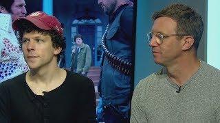 """Jesse Eisenberg And Ruben Fleischer Talk About """"Zombieland: Double Tap"""""""