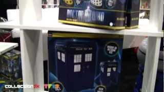 Doctor Who Toys at New York Toy Fair 2013 (Underground Toys) - CollectionDX