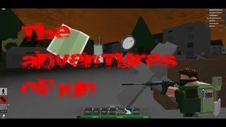 Apocalypse Rising 5.0.4 ROBLOX Gameplay - The Adventures of Kin! - Episode 2