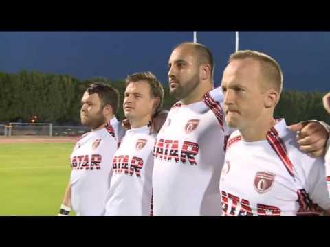 Lebanon Rugby v.s. Qatar Rugby ARC 2016