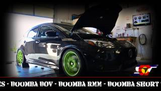 2013 Stage 3 Focus ST - Dyno - 276 Horsepower / 396 Torque