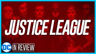 Justice League - Every DCEU Movie Reviewed & Ranked