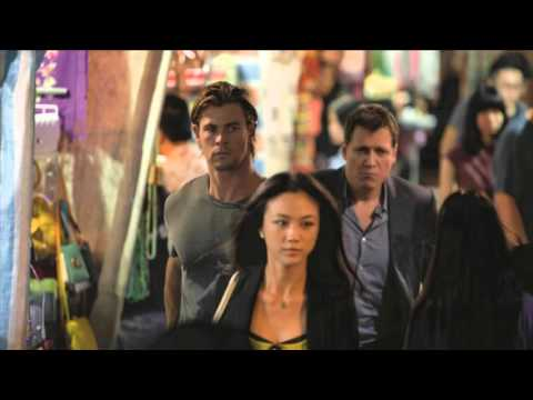 Blackhat OST - Atticus Ross - Movements (Theme From Blackhat)