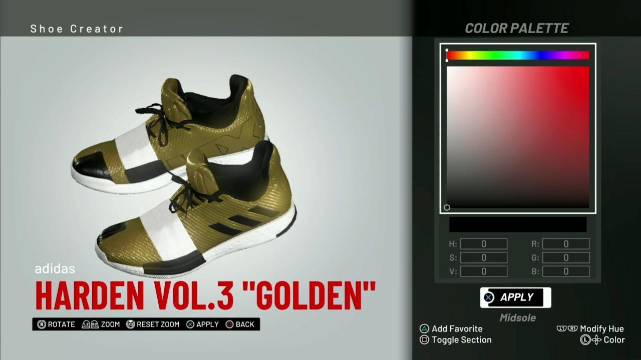 42d1401229c NBA 2K19 Shoe Creator