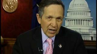 Dennis Kucinich addresses AMI Monetary Reform Conference Participants 2009