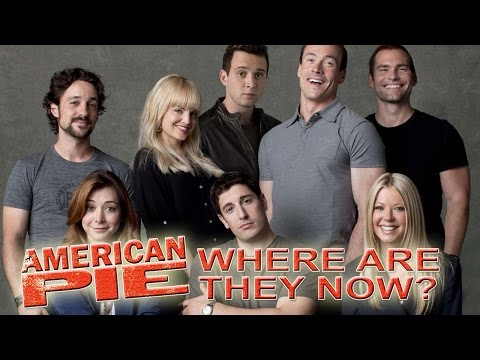 American Pie: Where Are They Now?