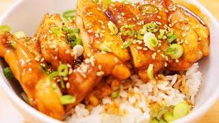 How to Cook Teriyaki Chicken? CiCi Li