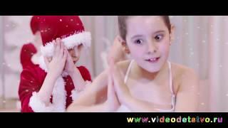 видео новогодние утренники в детском саду