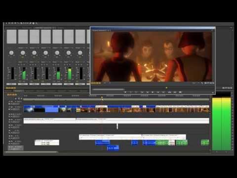 How an M dot Strange film is made  