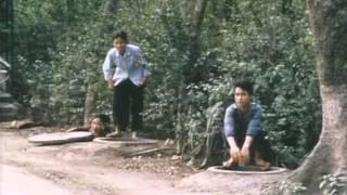 """shelters (from """"loin du vietnam"""" by marker, ivens, godard, lelouch, varda, resnais, klein)"""