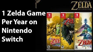 We Could See A New Zelda Game