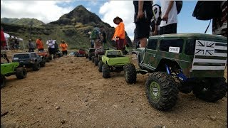 Hawaii RC 4x4 Rock Race #3 - West Side, Oahu