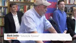 Release of Mark Levin's Liberty and Tyranny