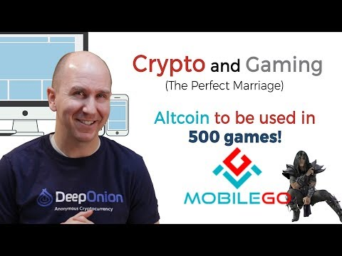Cryptocurrency and Gaming | 500 Games to Accept Altcoin MGO as Payment