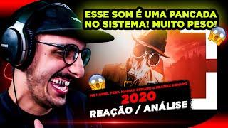 ESSE SOM FICOU A MAIS! Hariel 2020 ft. Mariah Denaro e Beatriz Denaro [Reação/ Análise]