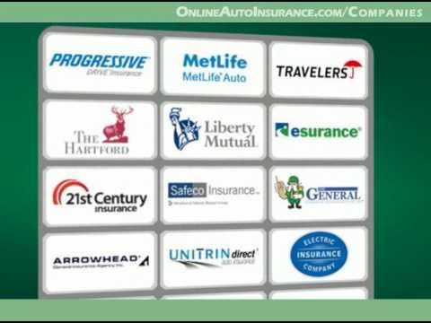 Choosing Auto Insurance Companies