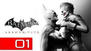 Batman: Arkham City GOTY PC (Hard) 100% Walkthrough 01 (Prologue)