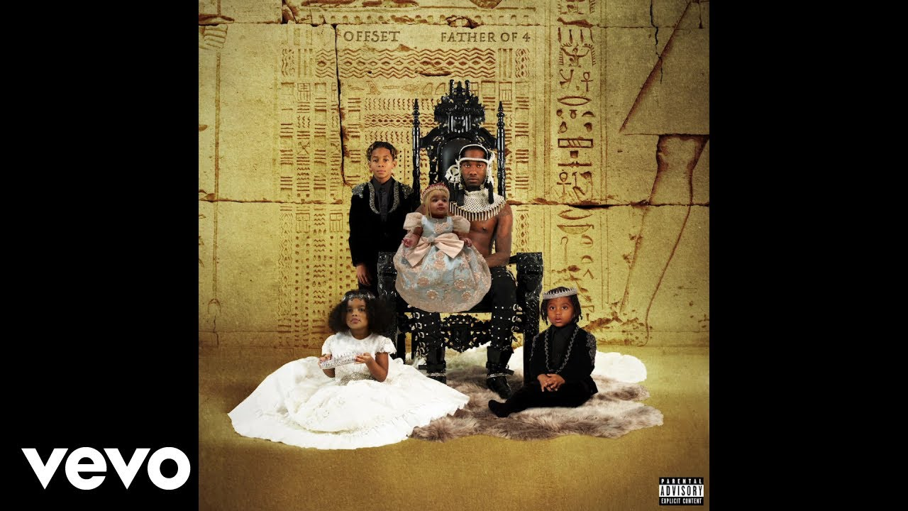 This Is Why Offset Got Cardi B Tattooed On His Neck: How Did I Get Here Ft. J. Cole (Audio)