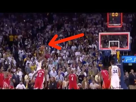 Download Youtube: Kevin Durant MISSES Buzzer-Beater vs Rockets by 0.1 Seconds