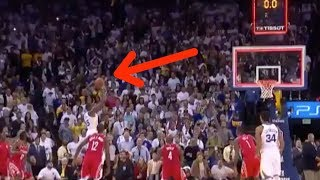 Kevin Durant MISSES Buzzer-Beater vs Rockets by 0.1 Seconds