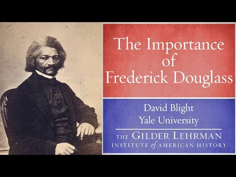 Why Frederick Douglass Despised, Then Loved Abraham Lincoln