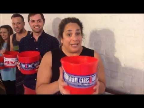 Once Musical Ice Bucket Challenge!