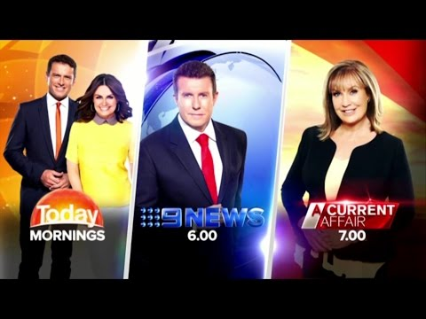 Channel Nine Sydney - News & Current Affairs promo (November 2016)