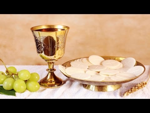 In bread we bring you Lord -by Infant Jesus Church Choir