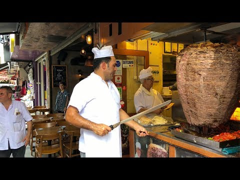 The best Doner Kebap in Istanbul