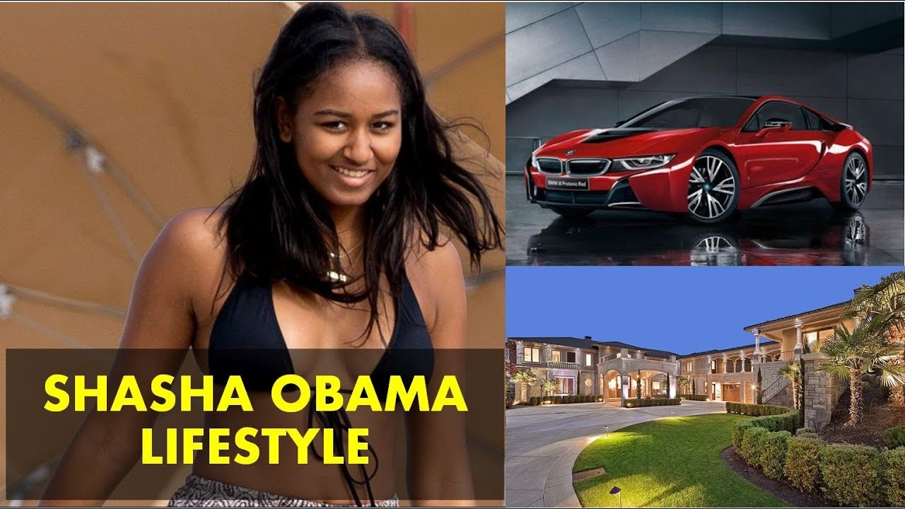 Sasha Obama (obama 's Daughter) Net Worth, House, Car