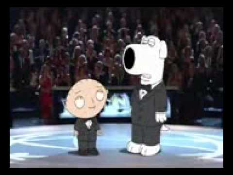 Brian and Stewie's 2007 Emmy Awards Performance