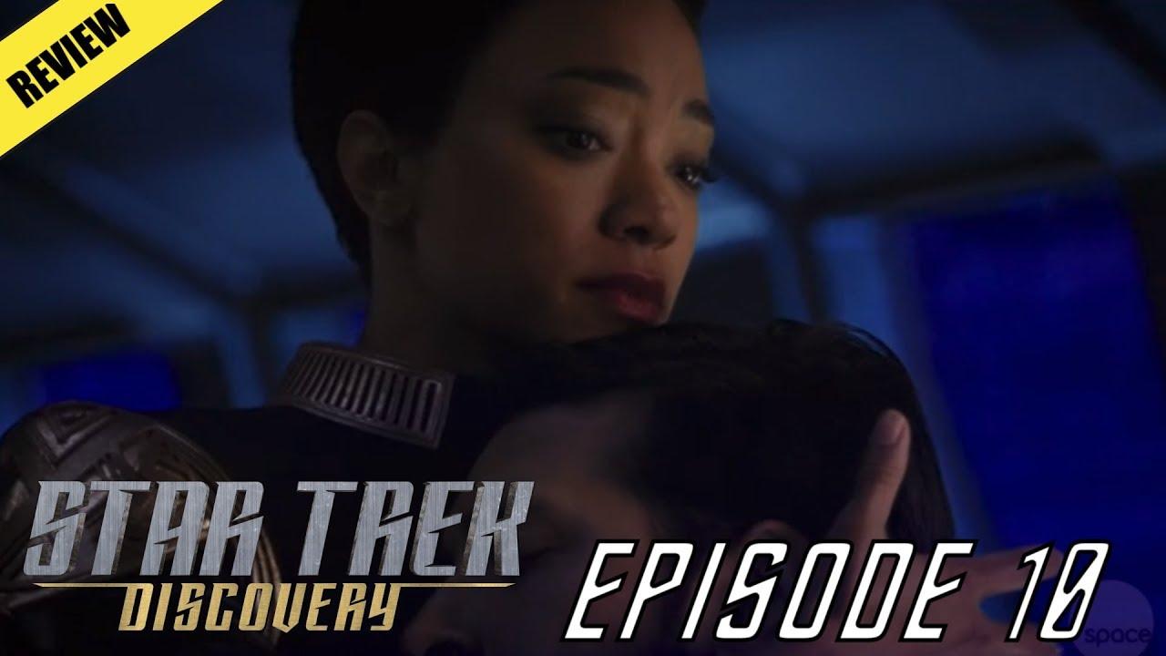 star trek discovery s01e10 review