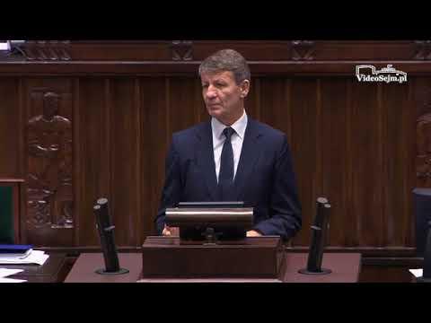 Andrzej Czerwiński – wystąpienie z 6 grudnia 2017 r.
