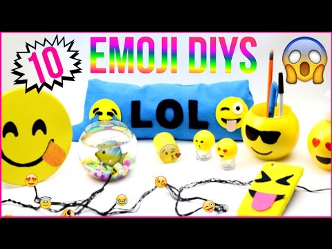 10 Diy Emoji Projects You Need To Try! Phone Case, Stress