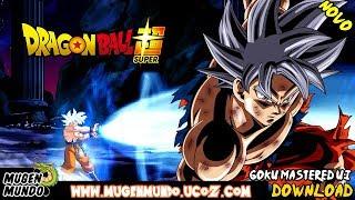 All clip of mugen ultra instinct mastered goku   BHCLIP COM