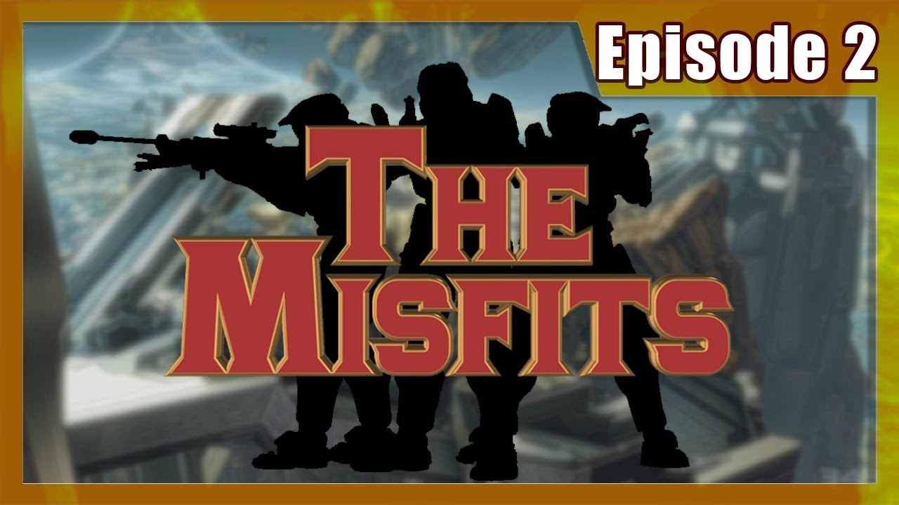 The Misfits: Episode 2 [Halo 2 Anniv. Machinima Series] - Since the red team won't respond the blue team leader decides to take matters into his own hands.