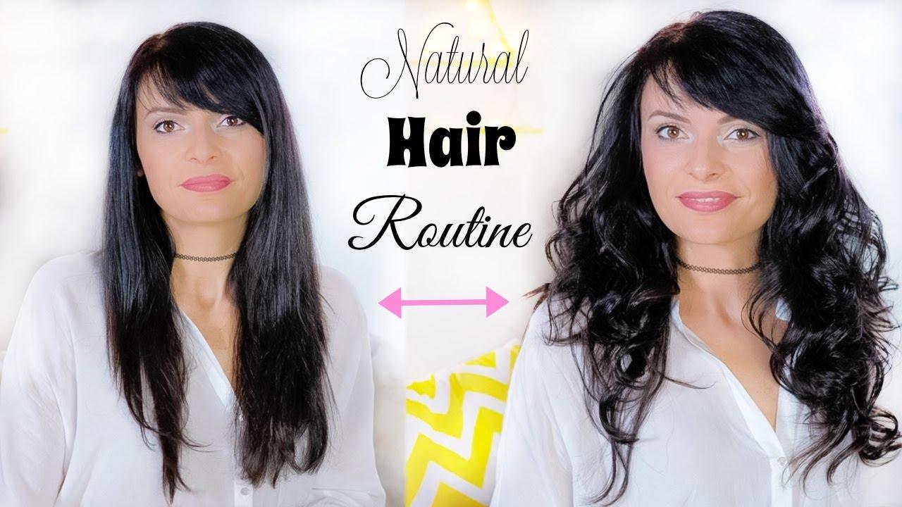 Tecnica per dare volume ai capelli lisci