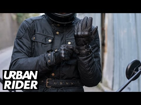 Racer Resident Motorcycle Gloves Review