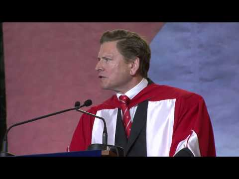 Darren Entwistle, LLD - McGill 2013 Honorary Doctorate Address