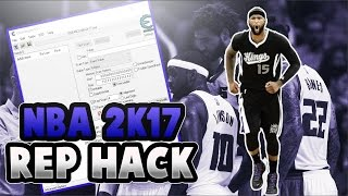 NBA 2K17 REP HACK - **NEW** INSTANT LEGEND 1 AFTER PATCH 12😱🔥🔥