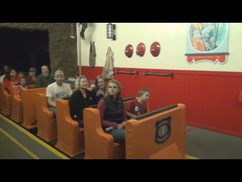Blazing Fury (On-Ride) Dollywood