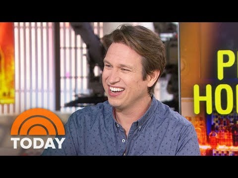 Pete Holmes Talks About His Show 'Crashing' And Introduces His New Wife | TODAY