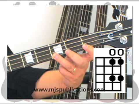 how to play and read bass guitar note charts ~ lesson #122