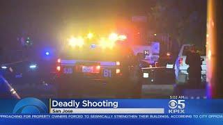 SAN JOSE SHOOTING:  Off-duty Oakland firefighters gunned down in San Jose shooting