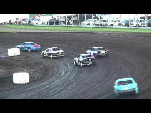 Sport Compact feature Benton County Speedway 7/22/18