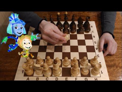 Как научиться играть в шахматы видео урок 1