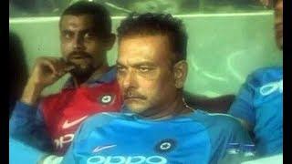 Ravi Shastri Trolled For Obscene Comment