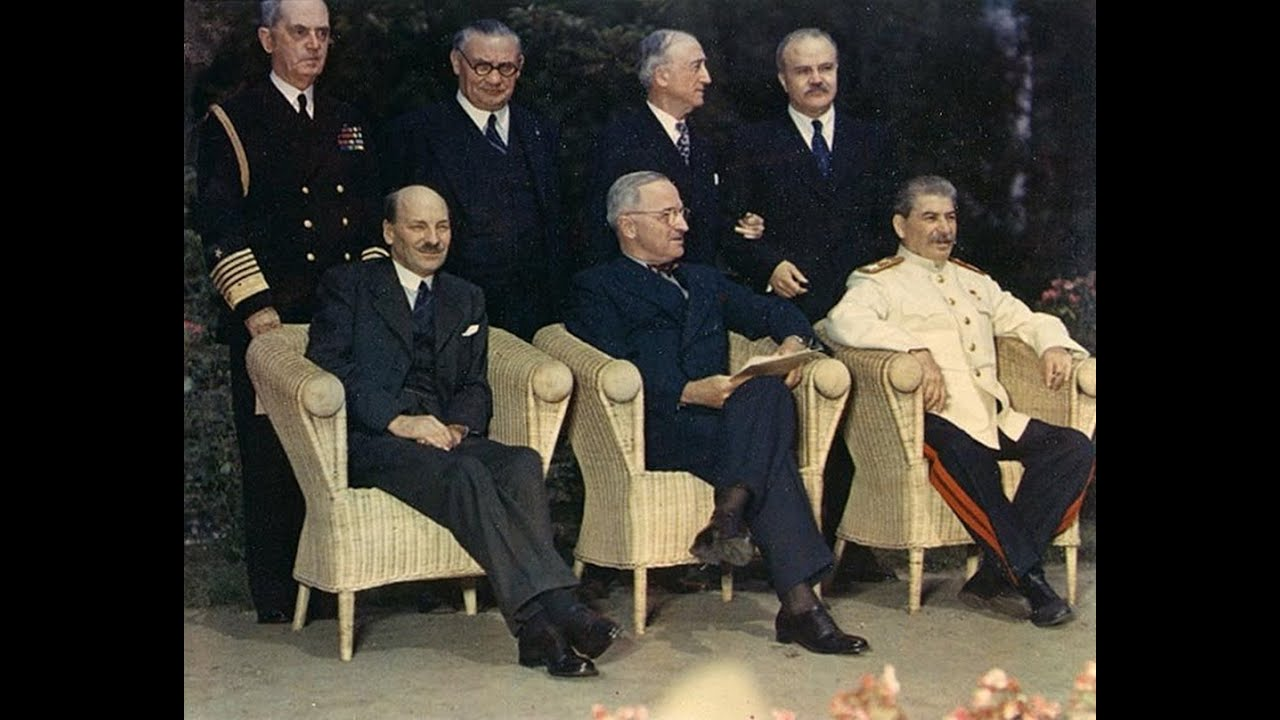 yalta and potsdam essay